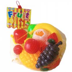 Owoce w siatce