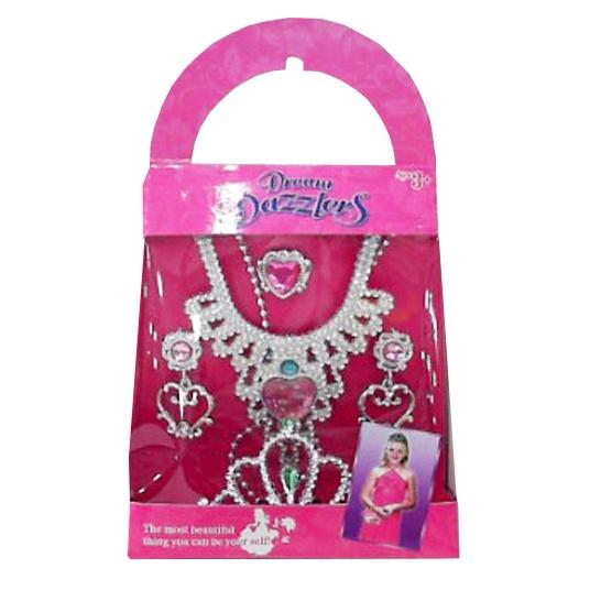 Beauty set s náhrdelníkem