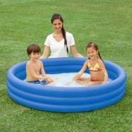 Nafukovací bazén 3 barvy, průměr 152 cm, výška 30 cm
