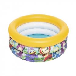 Nafukovací bazén malý - Mickey / Minnie, průměr 70 cm, výška 30 cm