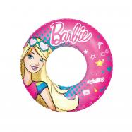Dětský nafukovací kruh Bestway Barbie