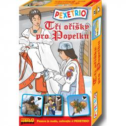 BETEXA Pexetrio - Tři oříšky pro Popelku