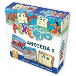 Betexa Pexetrio: ABCD 1 abeceda