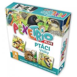 Betaxa Pexetrio: Ptáci