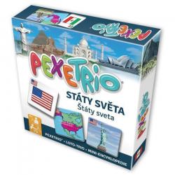 Betexa Pexetrio: Státy a jejich symboly Svět