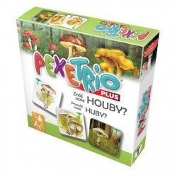 Betexa Pexetrio Plus: Znáš naše houby?