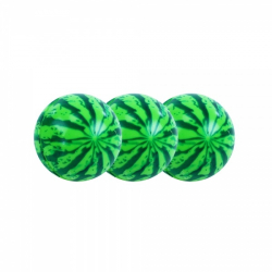 Míč 4,3 cm meloun skákací
