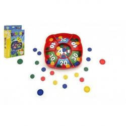 Blechy společenská hra v krabici 15x21x3,5cm