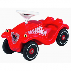 BIG Jeździk Bobby Car Classic Czerwony