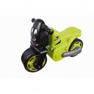 BIG Motor Jeździk Racing Bike Zielony