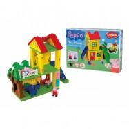 PlayBig BLOXX Peppa Pig Domček na hranie