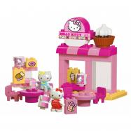 PlayBIG Bloxx Hello Kitty Kaviareň