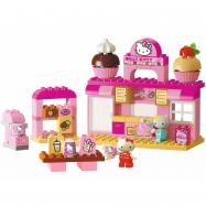 PlayBIG Bloxx Hello Kitty Pekáreň