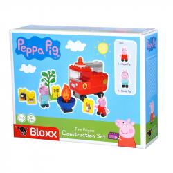 PlayBig Bloxx Peppa Pig Hasičské auto s príslušenstvom