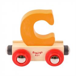 BigjigsRail Wagonik literka C