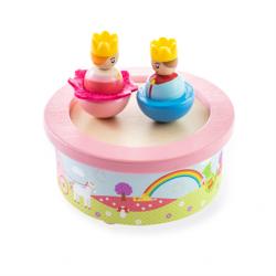 Bigjigs Toys Drevená hracia skrinka fantasy