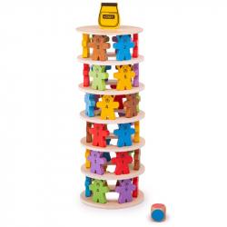 Bigjigs Toys Hra padajúce medvedíky