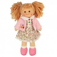 Handrová bábika PAULINA, 27cm