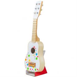 Bigjigs Toys Drevená gitara star