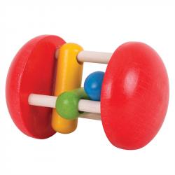 Bigjigs Toys - Hrkálka Dúhový valec