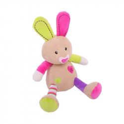 Bigjigs textilné postavička - Veľký králiček Bella