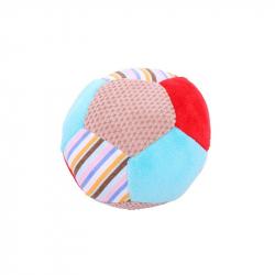 Bigjigs Toys textilná hračka - Hrkálka balónik Bruno