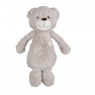 Bigjigs Baby Plyšový hrací medvedík