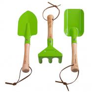 Bigjigs Toys Ručné náradie na záhradu