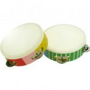 Bigjigs dětské hudební nástroje - Tamburína