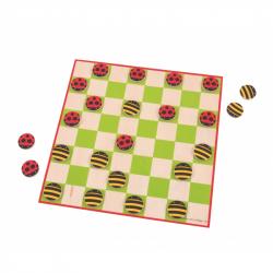 Bigjigs Toys veselá hra s chrobáčikmi