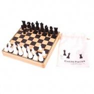 Bigjigs - Drevené hry - Šach