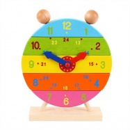 Bigjigs Toys Układanka zegarowa