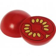 Bigjigs Drewniane artykuły - Połówka pomidora
