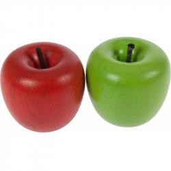 Bigjigs Toys drevené potraviny - Jablká 1ks