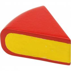 Bigjigs Toys dřevěné potraviny - Sýr eidam 1ks