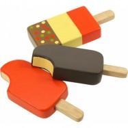 Bigjigs Toys dřevěné potraviny - Nanuk 1ks