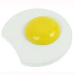 Bigjigs Drewniane artykuły - Jajo sadzone 1 szt