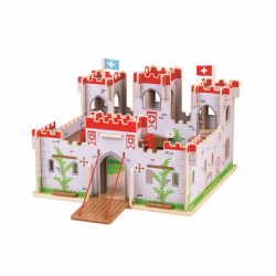 Bigjigs Toys Hrad kráľa George