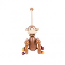 Ťahacie hračky - Ježdík - Opička