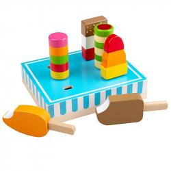 Bigjigs Toys Dřevěné nanuky