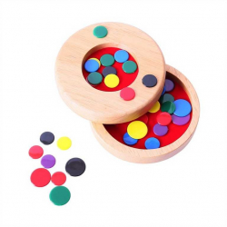 Bigjigs Toys dřevěné hry - Blechy