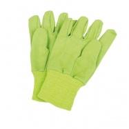 Bigjigs Toys - Zahradní rukavice zelené