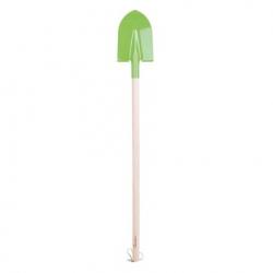 Bigjigs Toys - Zahradní lopata zelená