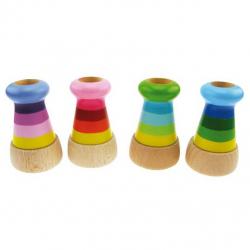 Dětská dřevěná hra - Dřevěný kaleidoskop
