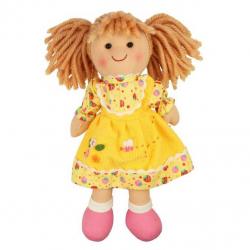 Bigjigs Toys látková bábika Daisy 25 cm