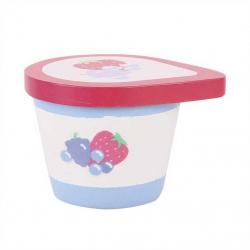 Bigjigs Toys drevené potraviny - Jogurt 1ks