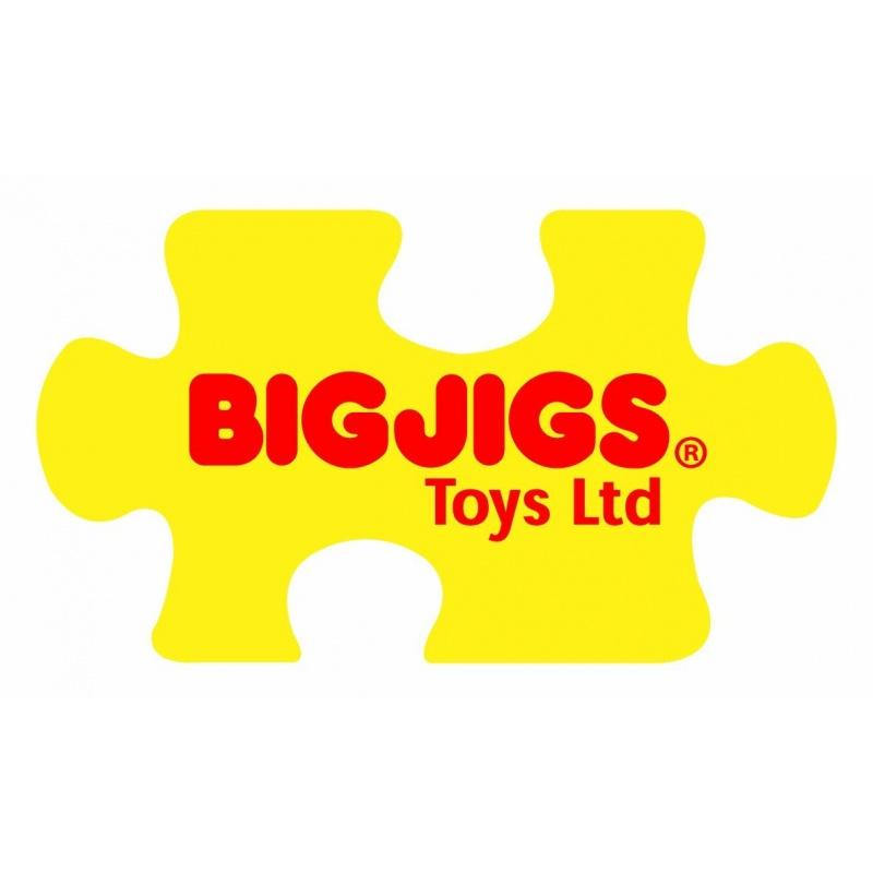 Bigjigs Toys  - Chrastítko - Rolnička v duhové kleci