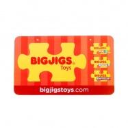 Velká kartonová cedule Bigjigs Toys