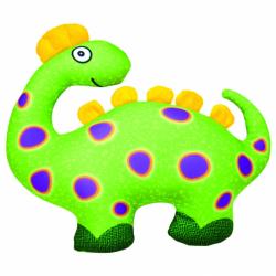 Latkový Dinosaurus zelený 33x28cm