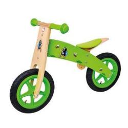 Drevené hračky - Odrážadlo Krtko